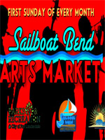 The Sailboat Bend Arts Market